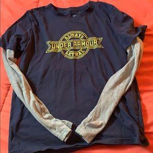 Other - Boys long sleeve under armour